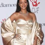 Rihanna 2nd Annual Diamond Ball 93