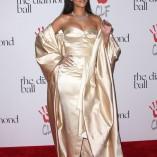 Rihanna 2nd Annual Diamond Ball 94