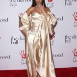 Rihanna 2nd Annual Diamond Ball 96