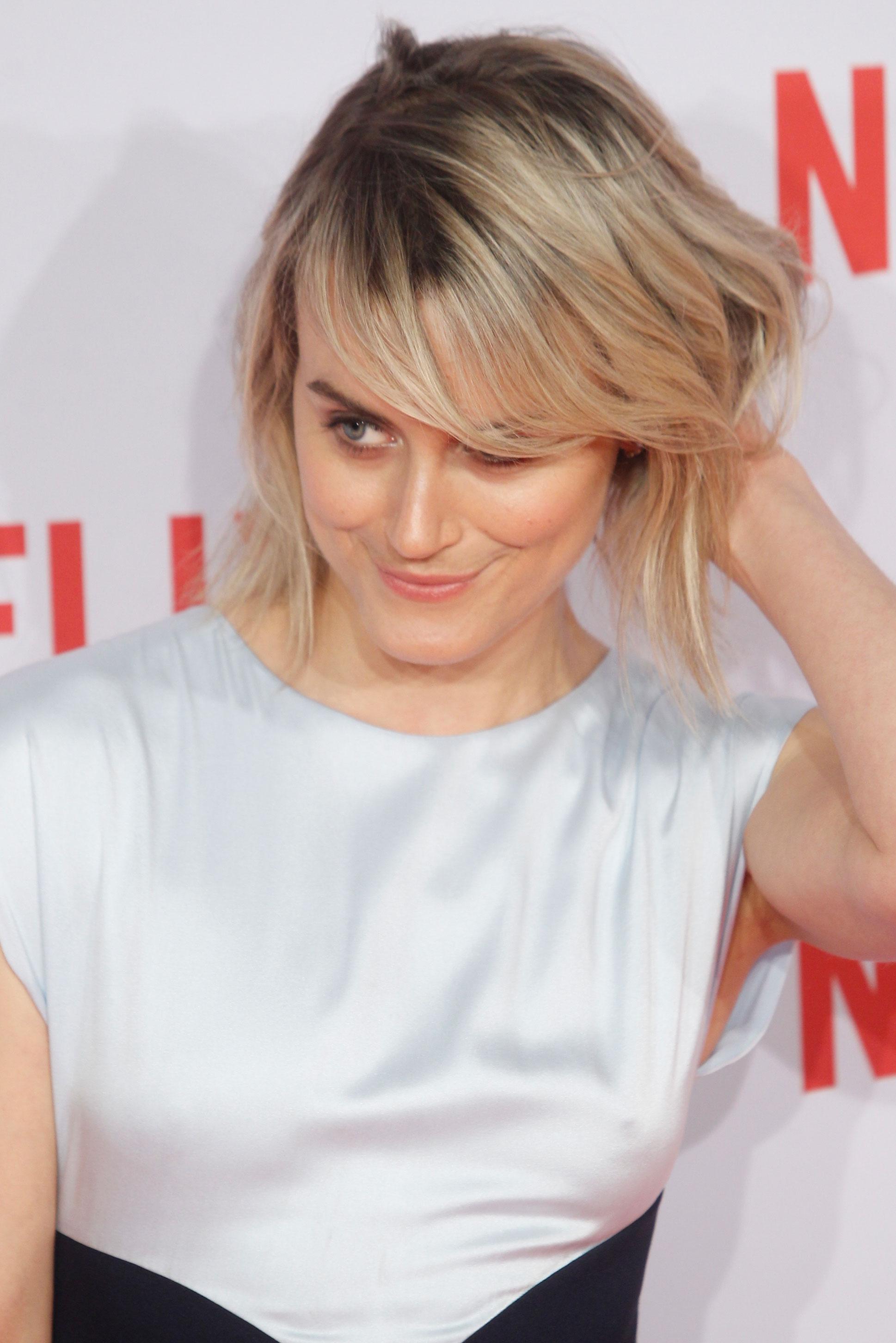 Taylor Schilling Netflix Spain Presentation 1
