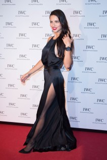Adriana Lima IWC Come Fly With Us Gala Dinner 4