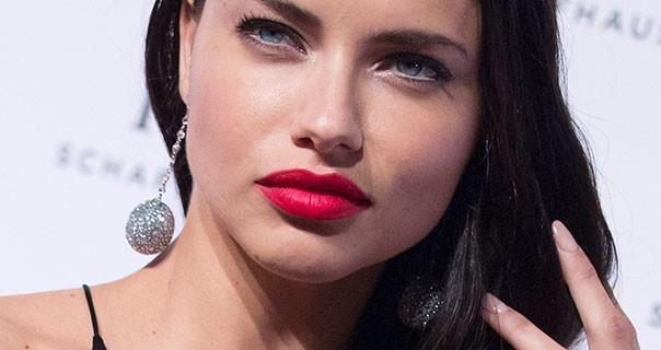 Adriana Lima IWC Come Fly With Us Gala Dinner