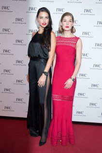 Adriana Lima IWC Come Fly With Us Gala Dinner 9