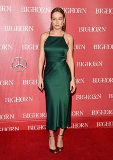 Brie Larson 27th Annual Palm Springs International Film Festival Awards Gala 2