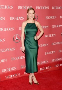 Brie Larson 27th Annual Palm Springs International Film Festival Awards Gala 4