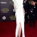 Jaime King Star Wars The Force Awakens Premiere 11