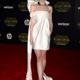 Jaime King Star Wars The Force Awakens Premiere 3