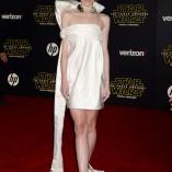 Jaime King Star Wars The Force Awakens Premiere 8