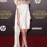 Jaime King Star Wars The Force Awakens Premiere 9