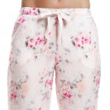 Marks And Spencer Rosie For Autograph Blur Floral Satin Nightwear 14
