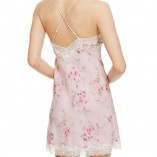 Marks And Spencer Rosie For Autograph Blur Floral Satin Nightwear 7