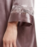 Marks & Spencer Rosie For Autograph Pure Silk Lace Nightwear 16