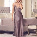 Marks & Spencer Rosie For Autograph Pure Silk Lace Nightwear 6