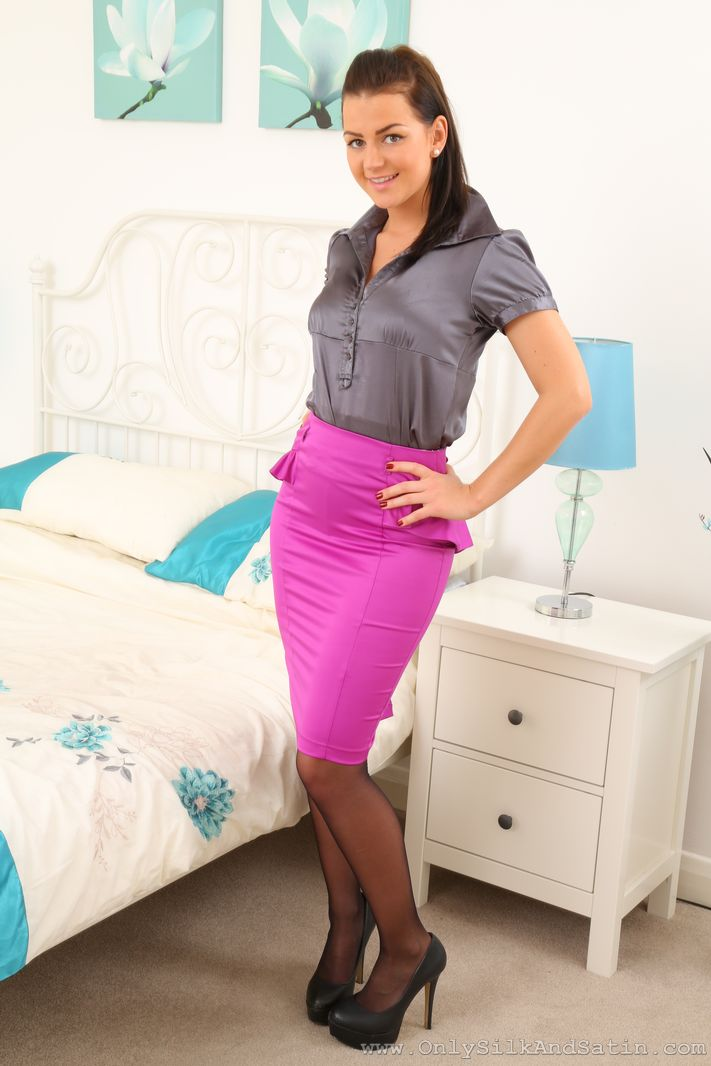 Only Silk And Satin Shoot Samples March 2015 3 Satiny