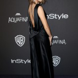 Sarah Hyland 2016 InStyle And Warner Bros Golden Globe Awards Post Party 10