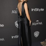 Sarah Hyland 2016 InStyle And Warner Bros Golden Globe Awards Post Party 13