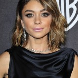 Sarah Hyland 2016 InStyle And Warner Bros Golden Globe Awards Post Party 15