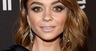 Sarah Hyland 2016 InStyle And Warner Bros Golden Globe Awards Post Party