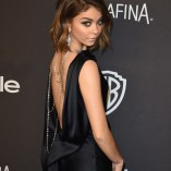 Sarah Hyland 2016 InStyle And Warner Bros Golden Globe Awards Post Party 4