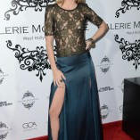 AnnaLynne McCord Galerie Montaigne Opening 1