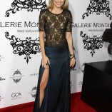 AnnaLynne McCord Galerie Montaigne Opening 11