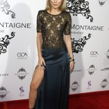AnnaLynne McCord Galerie Montaigne Opening 13