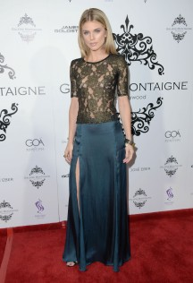 AnnaLynne McCord Galerie Montaigne Opening 2