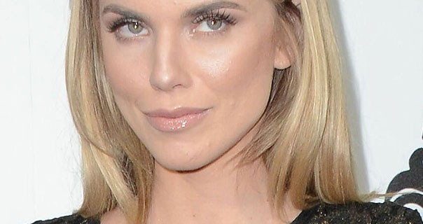 AnnaLynne McCord Galerie Montaigne Opening