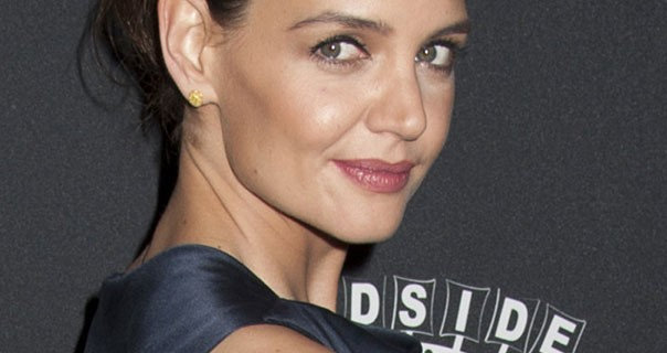 Katie Holmes Touched With Fire Premiere
