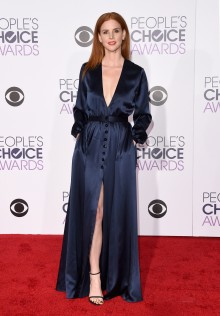 Sarah Rafferty Peoples Choice Awards 2016 1