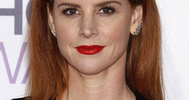 Sarah Rafferty Peoples Choice Awards 2016