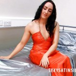 Sexy Satin Silk Fun June 2015 2