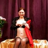 Sexy Satin Silk Fun May 2015 12