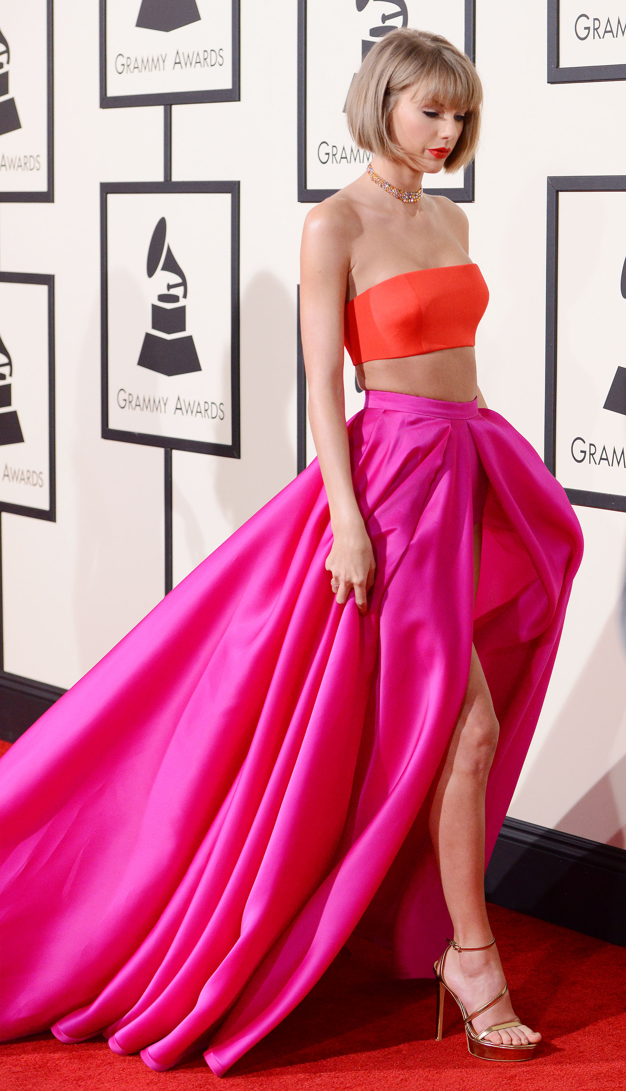 Fashion At The Grammys