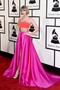 Taylor Swift 58th GRAMMY Awards 7