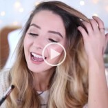 Zoella Satin Video