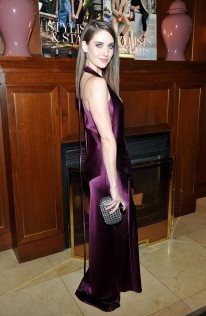 Alison Brie The Hollywood Reporter And Jimmy Choo Power Stylists Dinner 1
