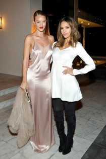 Rosie Huntington-Whiteley Galvan For Opening Ceremony Dinner 2