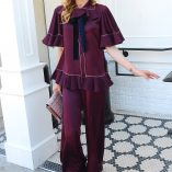 Jaime King Glamours Game Changers Lunch 11