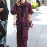 Jaime King Glamours Game Changers Lunch 13
