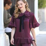 Jaime King Glamours Game Changers Lunch 14