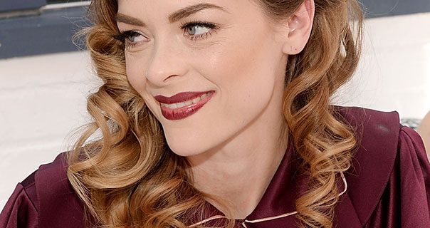 Jaime King Glamours Game Changers Lunch