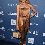 Kat Graham 27th GLAAD Media Awards 10