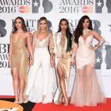 Little Mix Brit Awards 2016 2