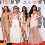 Little Mix Brit Awards 2016 9
