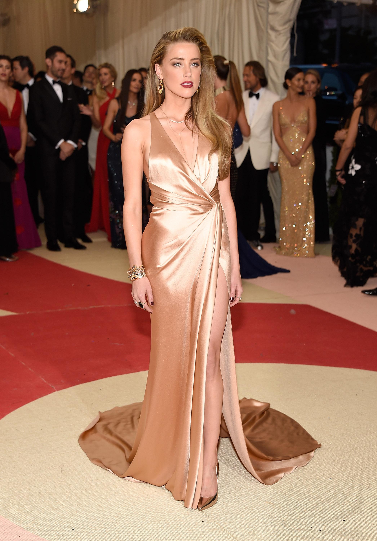 Amber Heard 2016 Costume Institute Gala 2