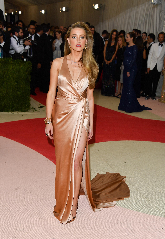 Amber Heard 2016 Costume Institute Gala 4