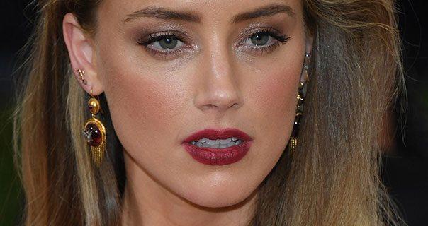 Amber Heard 2016 Costume Institute Gala