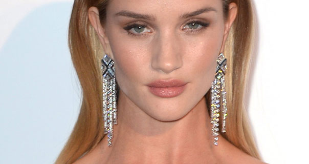 Rosie Huntington-Whiteley amfAR 23rd Cinema Against AIDS Gala 1
