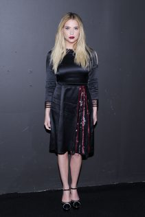 Ashley Benson Marc Jacobs Fall 2016 Show 13